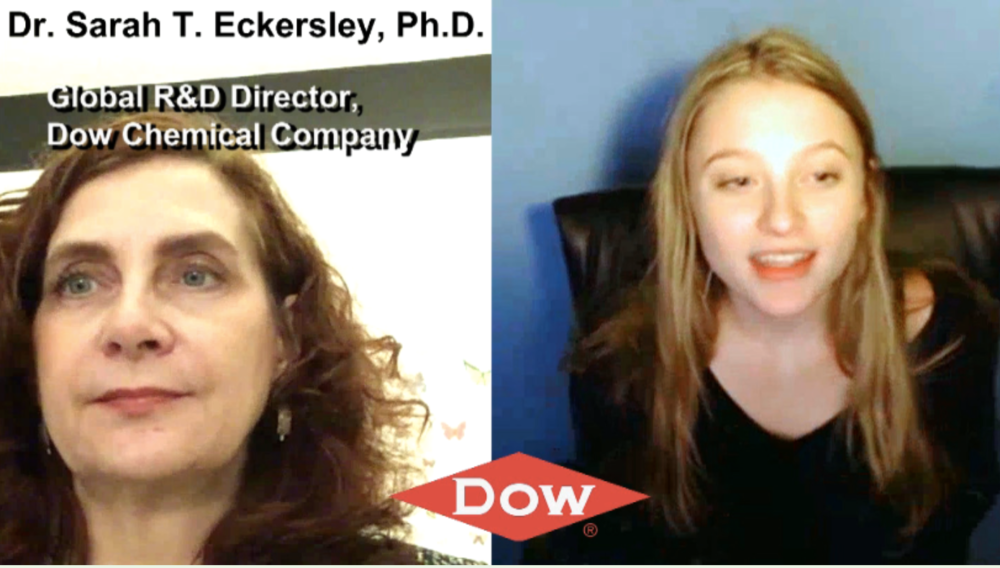 """""""BE INSPIRED"""" by Global R&D Director Dr. Sarah T. Eckersley, Ph.D."""