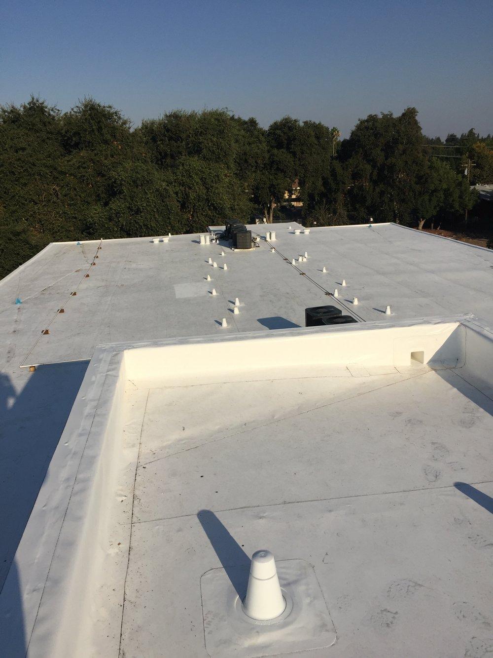 PVC Membrane IB Roof System