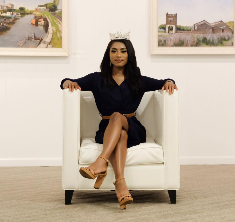 """Screenshot-2018-9-10 Miss America on Instagram """"First day on the job Visited Noyes Museum at the Claridge Hotel - I'll be s[...].png"""