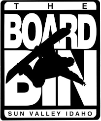 Board Bin is THE skate and snowboard shop in all of Idaho. The staff is made up of ultra knowledgeable Ketchum locals who all skate and snowboard regularly.  It also serves as a hangout for locals.