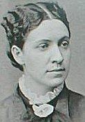 Lizzie's Older Sister Emma Borden.