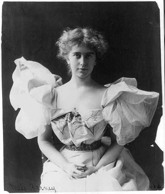 Natalie Clifford Barney, between ca. 1890 and ca. 1910.