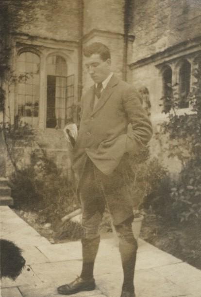 Robert Graves, 1920.