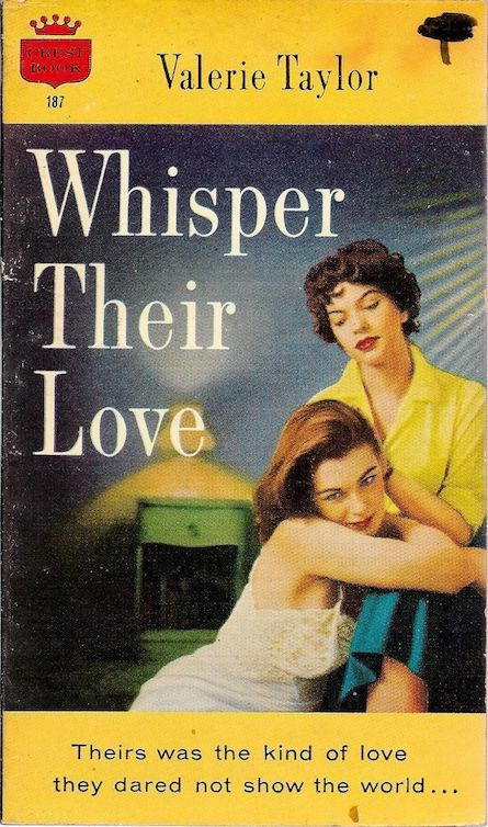 Whisper their love  by Valerie Taylor (1957).