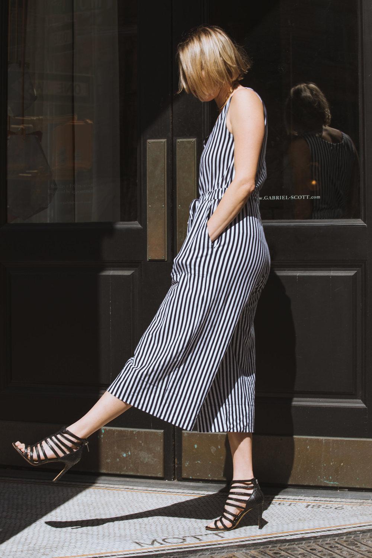 MDS Stripes Jumpsuit