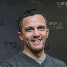 Serge Belongie, Computer Vision Group at Cornell Tech.