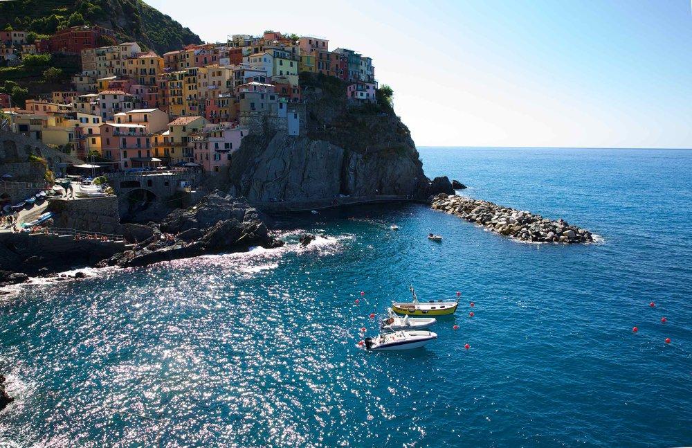 Monte Rosso, Cinque Terre, Liguria