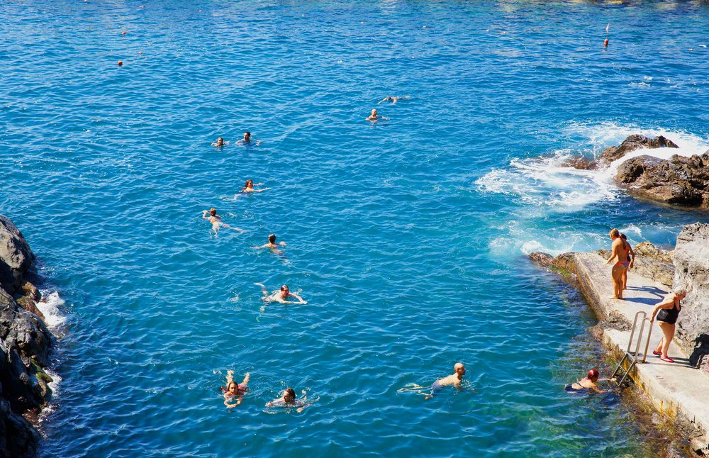 Aqua fresh - the Med, simply magical