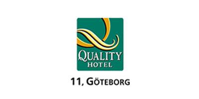 Eriksbergshallen - Quality Hotel 11 & Eriksbergshallen erbjuder en inspirerande, kreativ och avkopplande miljö för din konferens eller ditt event. I hjärtat av Göteborg, i de gamla varvsbyggnaderna längs med älvkanten, ryms vår anläggning som präglas av nyskapande arkitektur, spännande konst och skandinavisk design. Ange koden «Brostrom» så får ni som delagare i Broströms-jubileet 15% rabatt på priset när ni ringer in er bokning till Hotell 11.