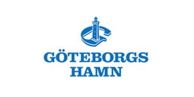 Göteborgs Hamn - Göteborgs Hamn är Skandinaviens största hamn. Nära 30 procent av svensk utrikeshandel passerar här. Göteborgs Hamn kan erbjuda ett mycket brett linjeutbud med trafik till ett 130-tal direktförbindelser runt om i världen. Här finns till exempel direktlinjer till USA, Indien, Mellanöstern och Asien. Göteborgs Hamn är också den enda hamnen i Sverige som har tillräcklig kapacitet för att ta emot de allra största oceangående containerfartygen. Ett 25-tal tågpendlar med dagliga avgångar gör att företag i hela Sverige och Norge kan ha en miljöklok direktförbindelse med hamnen och utnyttja det breda linjeutbudet.