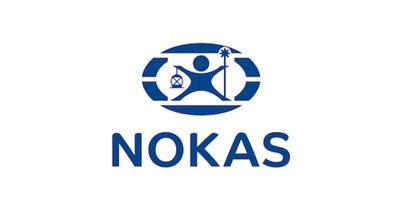 Nokas - Nokas är en totalleverantör av trygghet och levererar säkerhet och kontanthanteringslösningar till cirka 150 000 kunder och koncernen har cirka 7500 anställda i fyra divisioner: Security, Safety, Systems och Cash.