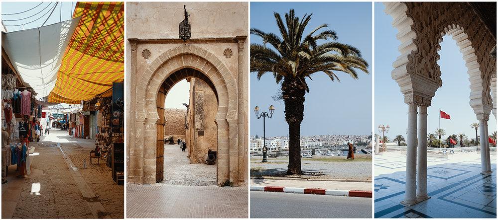 Medina, Kasbah, Rabat Town, Al-Hassan Mosque