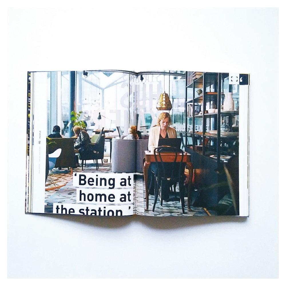 Stationshuiskamer Den Haag