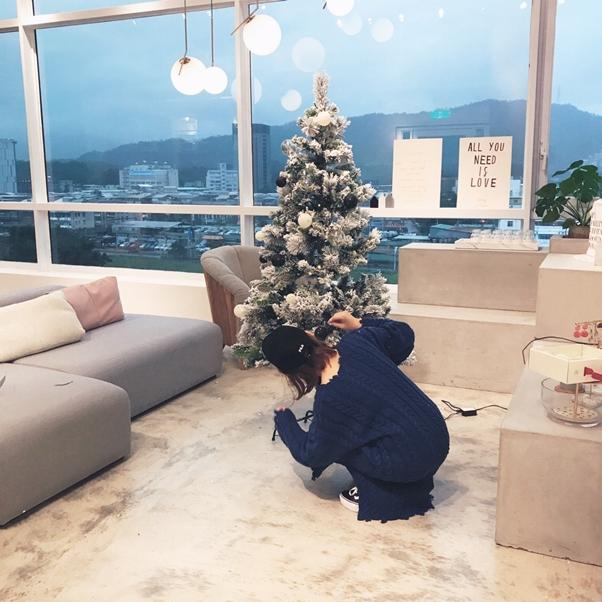 聖誕樹 PAZZO