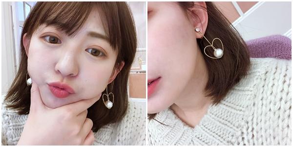 PAZZO夾式耳環