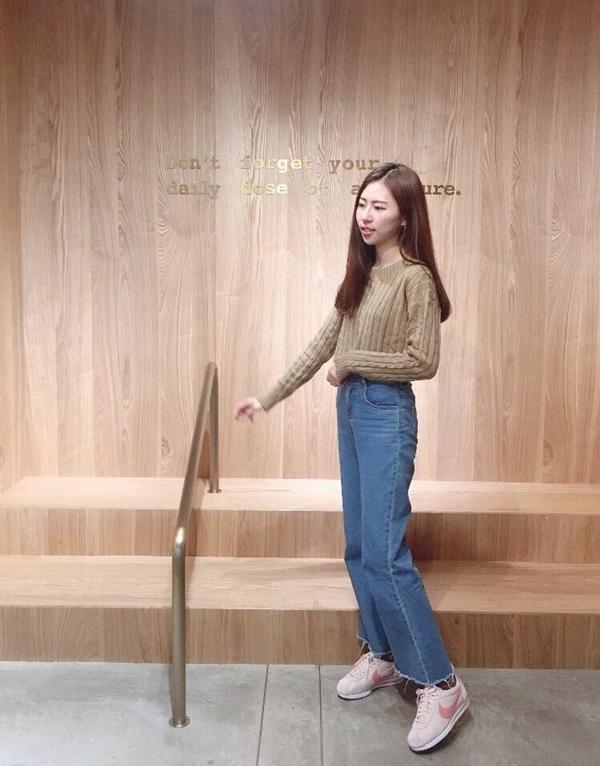 寬褲實在是超百搭的❤️ 每次都很期待新品👍👍 _李湘