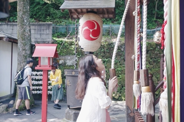 蕾絲的好好看 去日本都被誇獎 _周冠妤