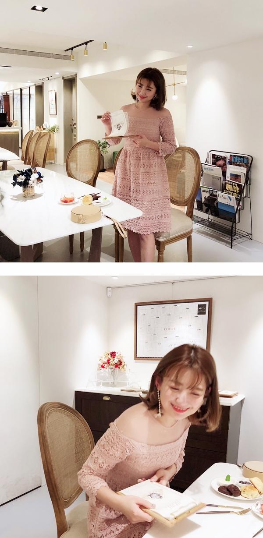透膚拼接蕾絲花邊婚禮洋裝2.jpg