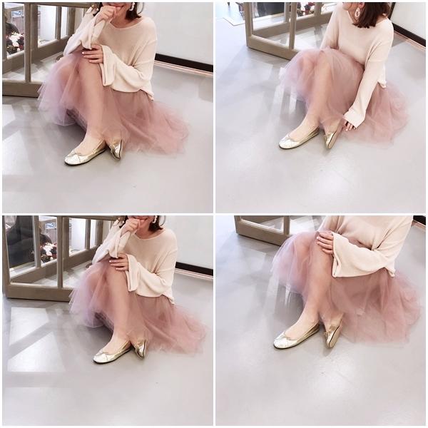 百搭微透肌捲邊粗針織上衣_甜美細微閃晶雙層紗裙  (1).jpg