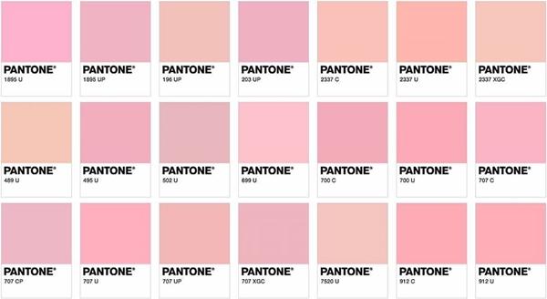 千禧粉(Millennial Pink)