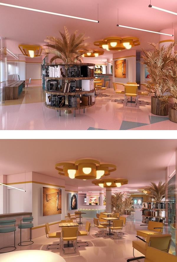 西班牙粉紅飯店 PARADISO IBIZA ART HOTEL (3).jpg