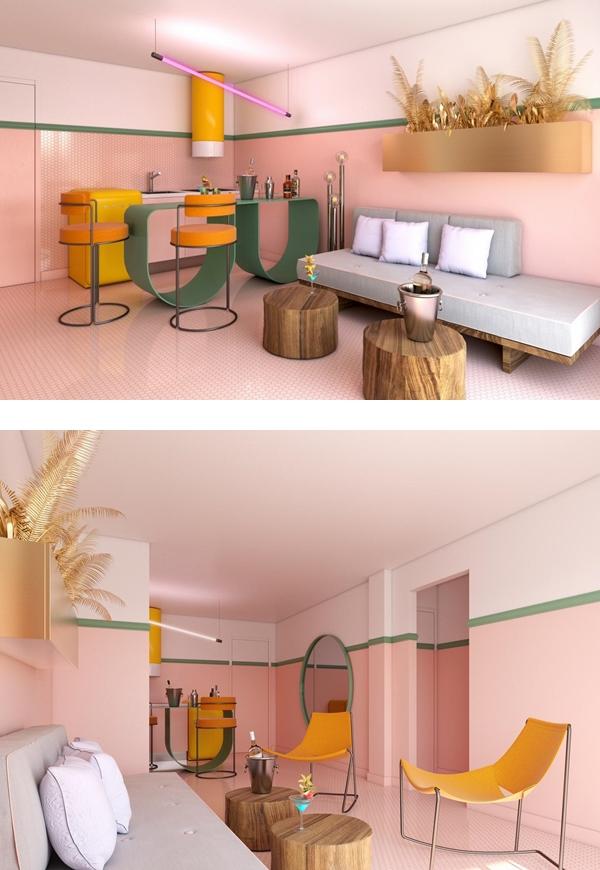 西班牙粉紅飯店 PARADISO IBIZA ART HOTEL (6).jpg