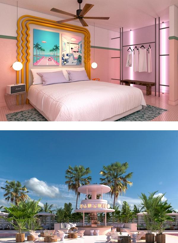 西班牙粉紅飯店 PARADISO IBIZA ART HOTEL (8).jpg