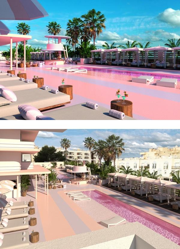 西班牙粉紅飯店 PARADISO IBIZA ART HOTEL (9).jpg