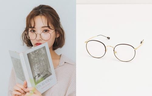 pazzo look/  經典必備金屬框眼鏡