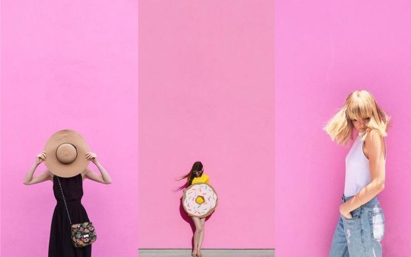 LA景點, 粉紅色, 打卡牆, PAZZO, PAZZO MAG, 穿搭 (2).jpg