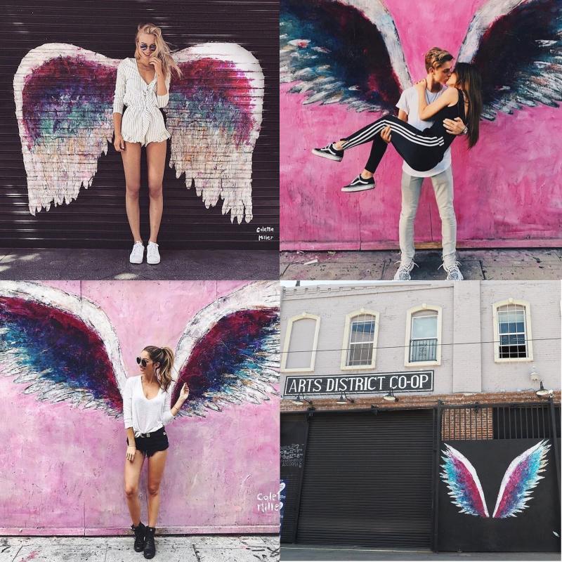 LA景點, 粉紅色, 打卡牆, PAZZO, PAZZO MAG, 穿搭 (8).jpg