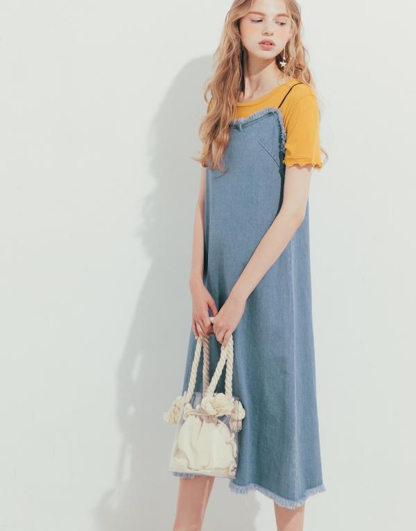 pazzo look/ 夏日完美造型透明水桶包