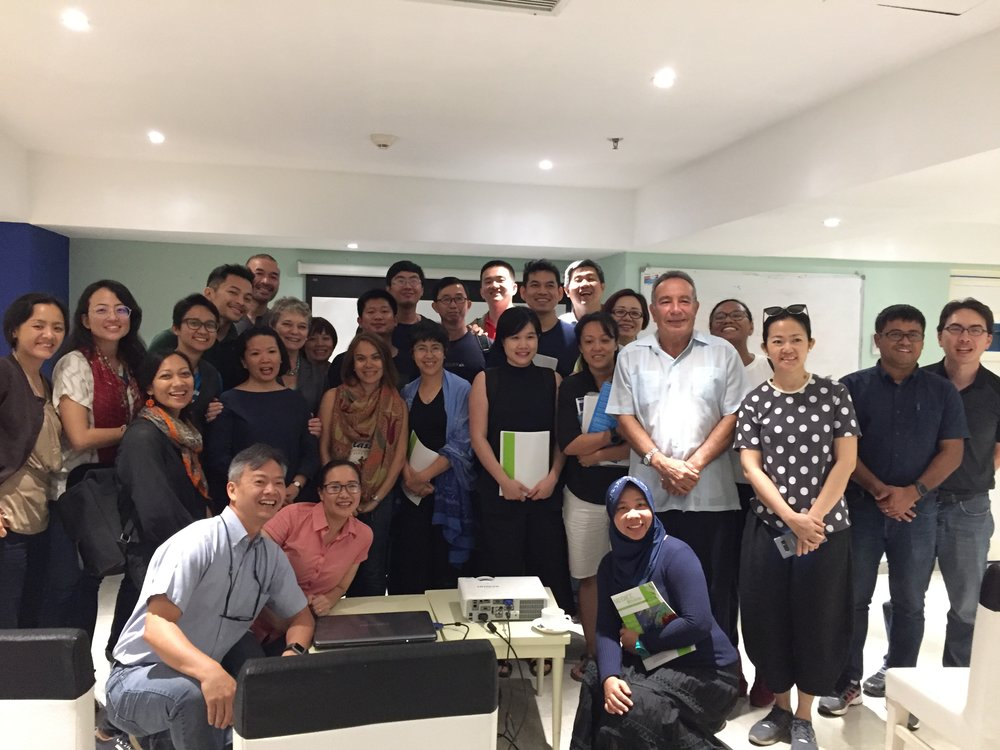 Mayo/Junio 2018: Equity Initiative for Southeast Asia y China Global Learning visitan Cuba