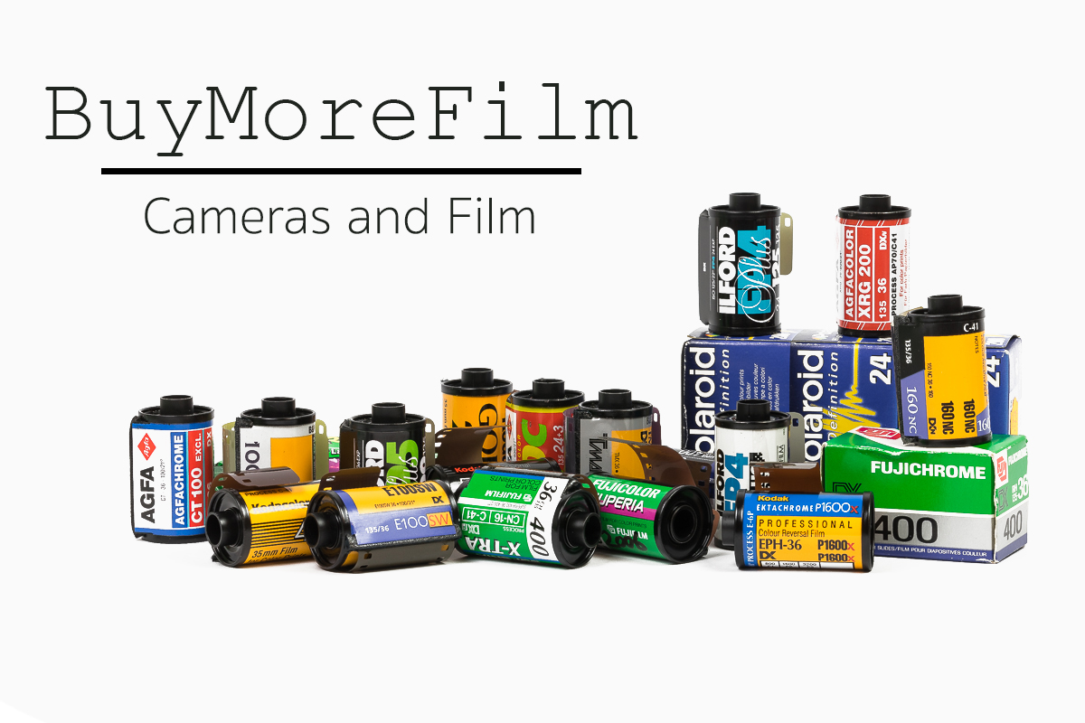 BuyMoreFilm - Analog Cameras and Expired Analog Film