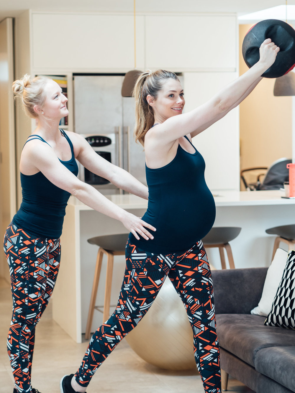 Prenatal Exercise, Positively Birthing