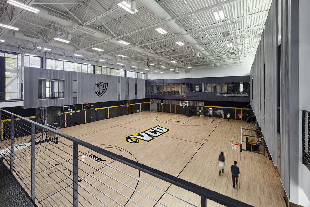VCU_Basketball_Development_Center_8