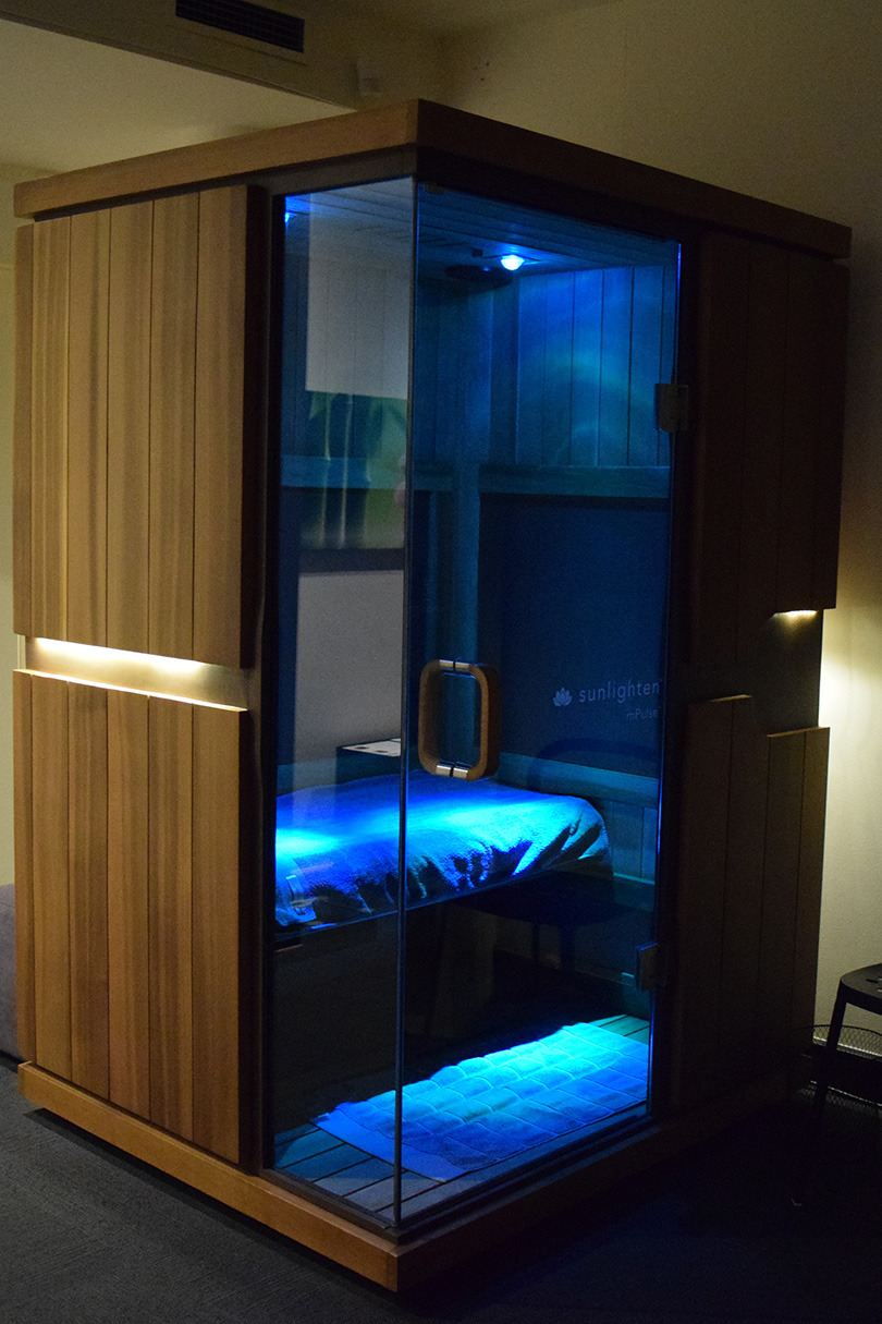 Infrared Sauna Renew Holistic Health
