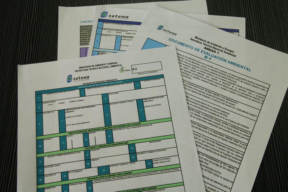 D-1 Evaluación Ambiental