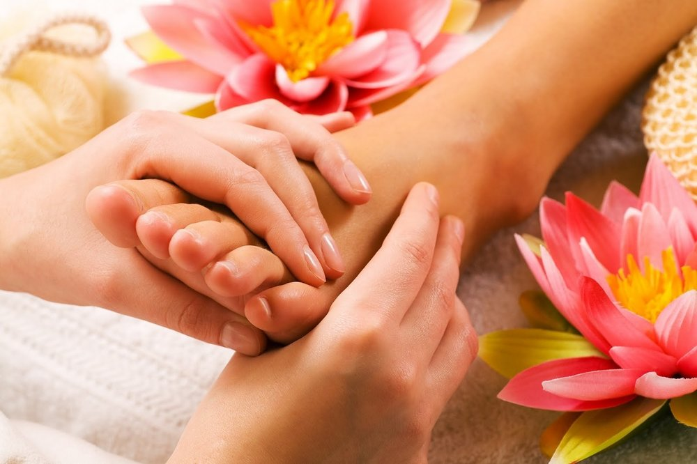 TORC YOGA THAI FOOT REFLEXOLOGY