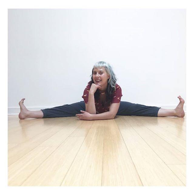 S M I L E. You're half way there. #humpday  Wednesday | July 11 6:00 a.m. Align+Flow w/Jillian 12:00 p.m. Yoga Break 45 w/ Ashley T. 6:00 p.m. Yoga Sculpt w/ Jen 7:30 p.m. Fire+Flow w/ Jen 7:30 p.m. Pilates Barre w/ Ashley C.  @thrashey @_jillianbussey_ @jennifer_holford @ashleynoelle123