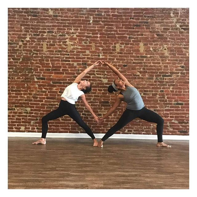 Come celebrate National Friendship day on your mat!  Join Philly yoga teachers Josie Rosa Gatlin and Colleen McEntee for a fun filled, flowing, partner yoga class. Bring your bestie, bring your loved ones, bring yourself and make new friends. We'll move together in a vinyasa flow.  No yoga experience necessary. Just bring a friendly open mind. $20 per person. $30 per pair. Sunday, August 5th, 1pm-2:30pm ▪ ▪ ▪ ▪  Double back for Acroyoga Jam! Free to those who participates in Partner Yoga and $5 Donation to all others. 2:30pm-5pm  #partneryoga #nationalfriendshipday #workshopsforus #yogaeverydamnday #friendsandyoga #acroyoga #acrojam #webejammin #oldcity #phillyyoga #torcyoga #vinyasa #yoga #webeflowin #sundayfunday