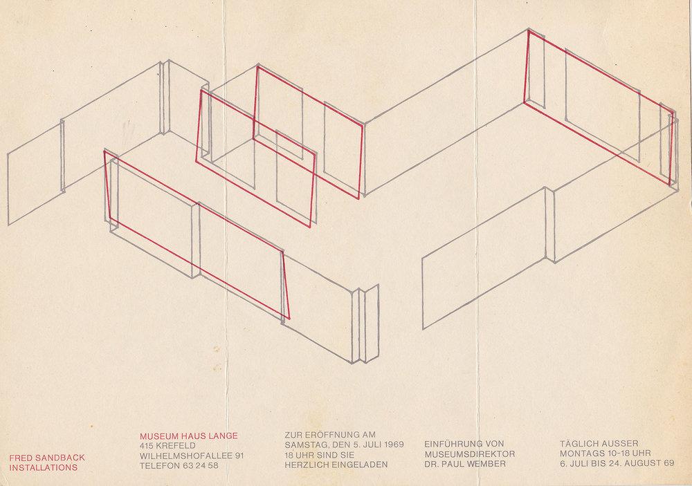Museum Haus Lange, Krefeld, catalog