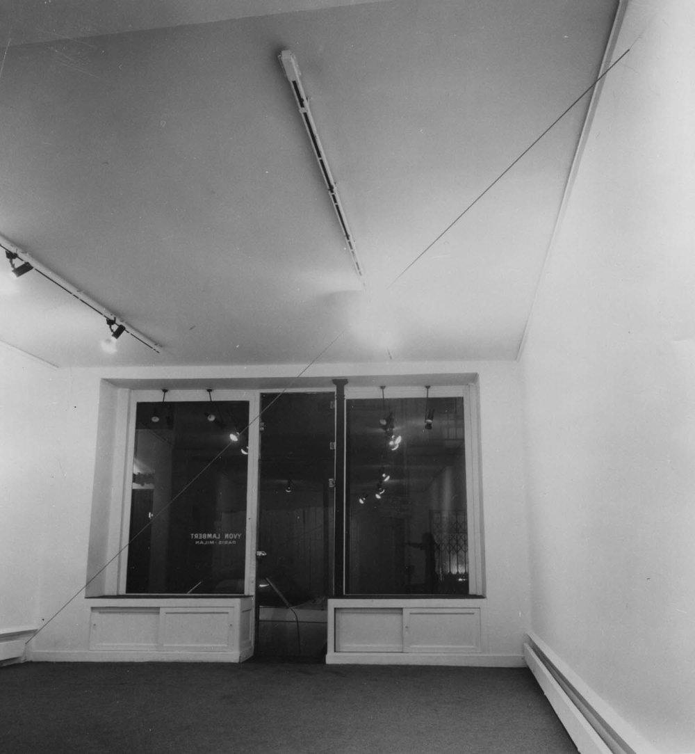 Galerie Yvon Lambert, Paris