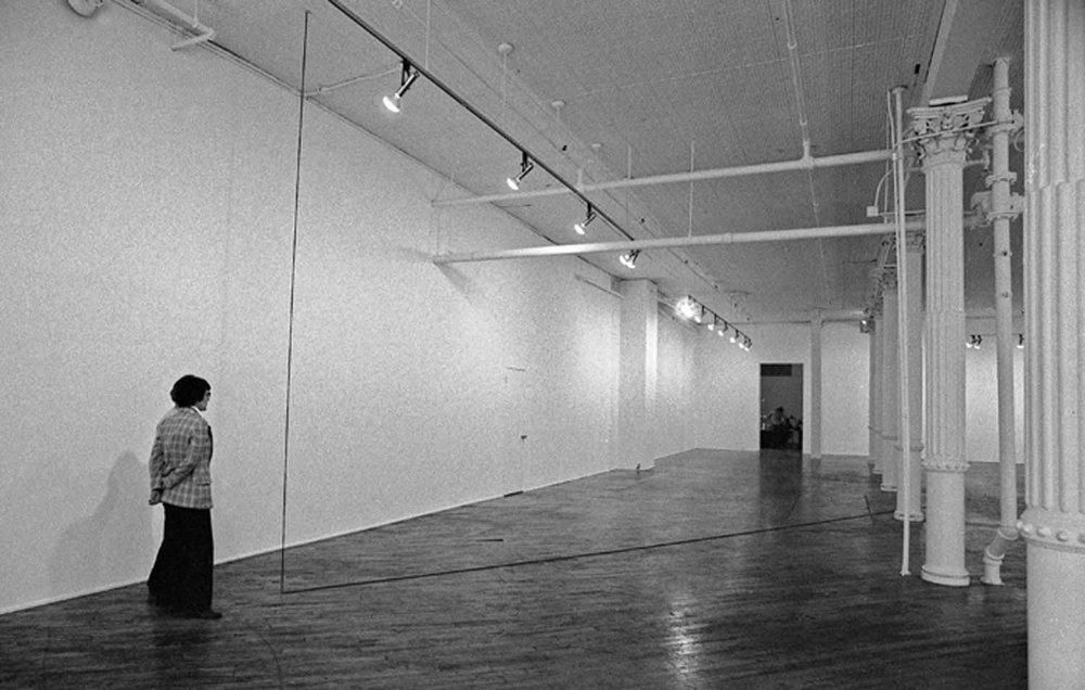Heiner Friedrich Gallery, New York