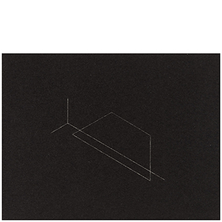 1986.08 Untitled [from <br>Twenty-Two Constructions <br>from 1967]