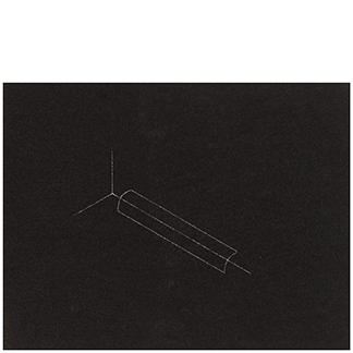 1986.21 Untitled [from <br>Twenty-Two Constructions <br>from 1967]