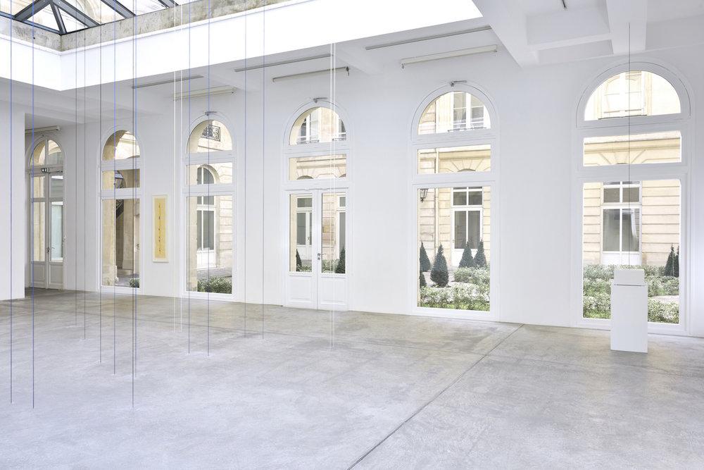 Galerie Marian Goodman, Paris.
