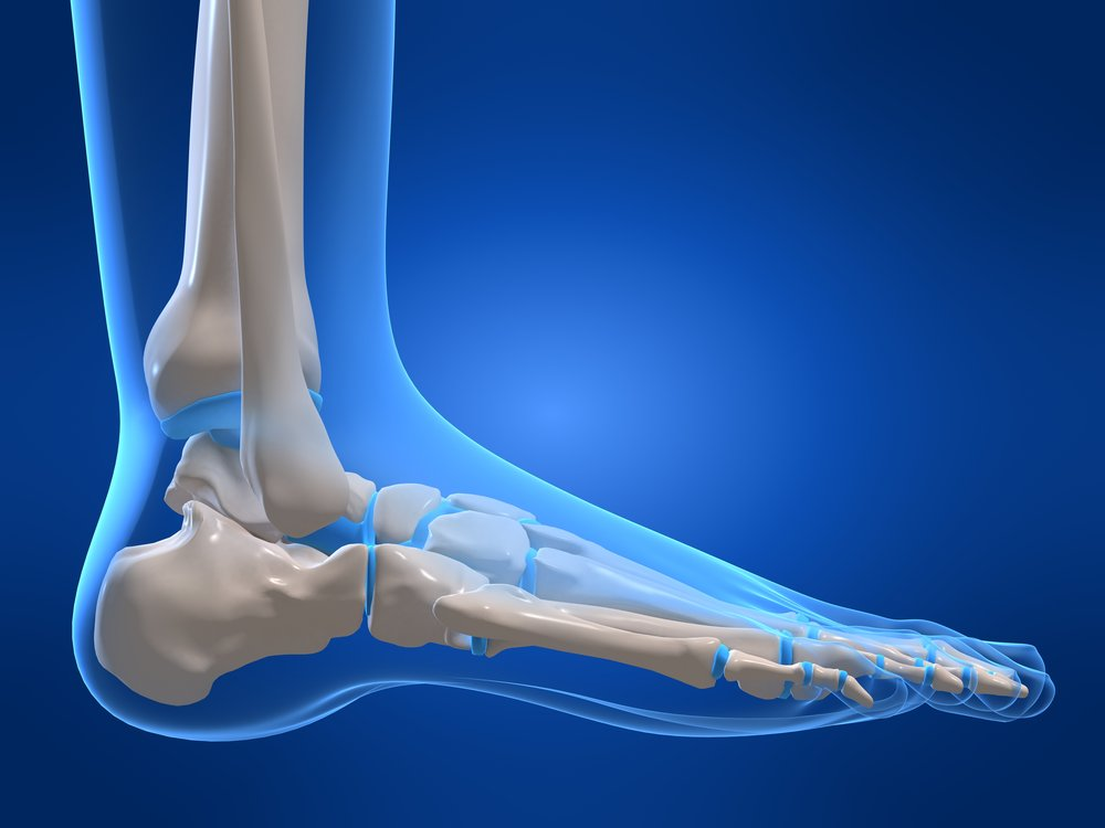 foot fracture, stress fracture, broken ankle, toe fracture