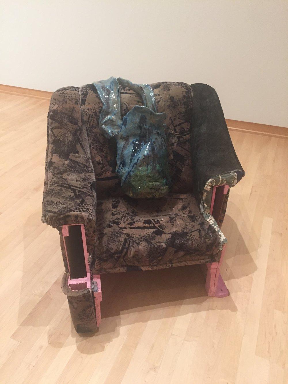 Jessica Jackson Hutchins,  Pink on the Inside , 2013