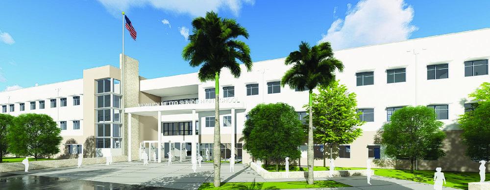 MIAMI PALMETTO SENIOR HIGH SCHOOL